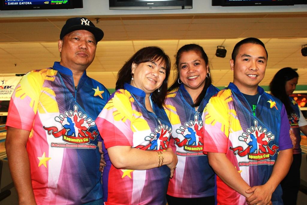 "CRASHERS | 6th Annual Falconn ""Kapamilya Cup"" Bowling League"
