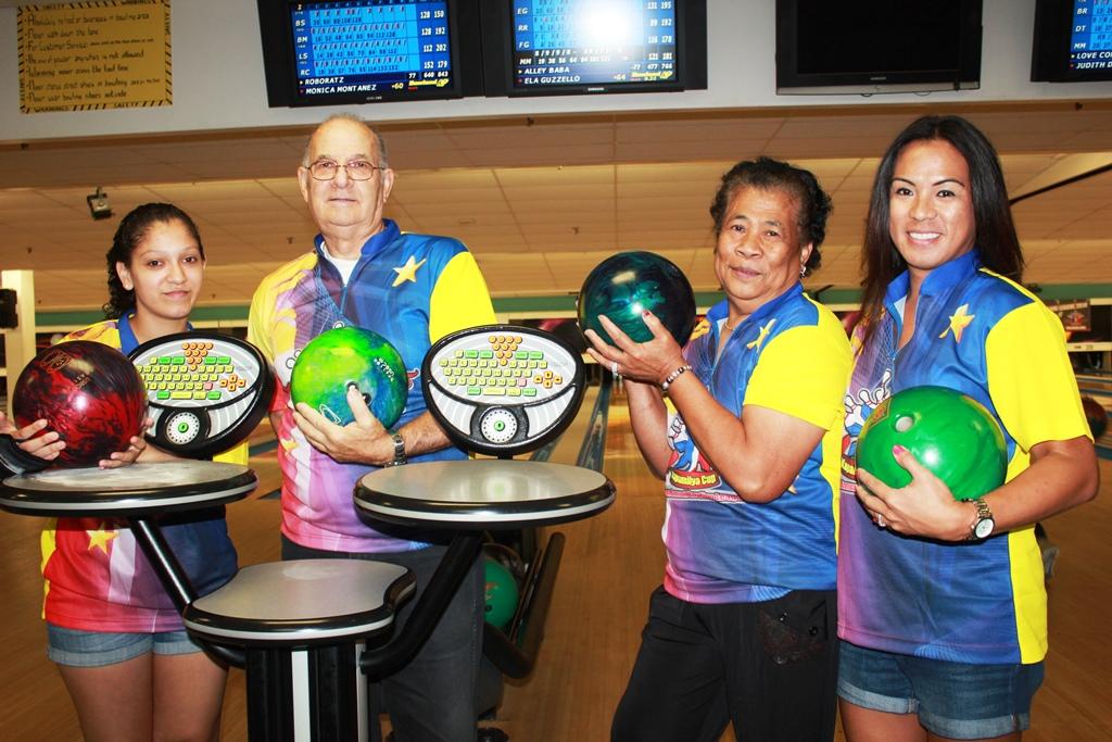 "ALLEY BABA | 6th Annual Falconn ""Kapamilya Cup"" Bowling League"