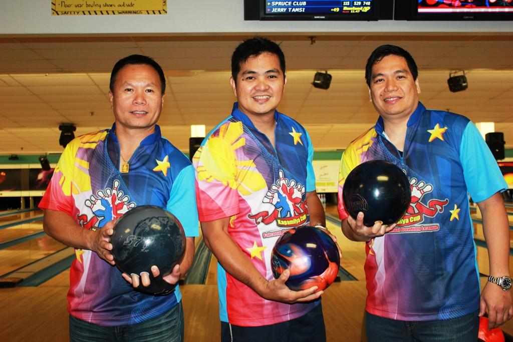 "SPRUCE CLUB | 6th Annual Falconn ""Kapamilya Cup"" Bowling League"